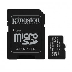 Micro SD Kingston Class 10,...