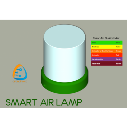 Smart Air Lamp